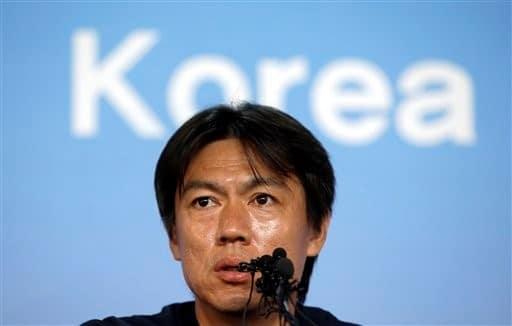 การแข่งขันกลุ่มฟุตบอลโลกรอบคัดเลือกไม่ผ่านรอบคัดเลือกโค้ชชาวเกาหลีใต้ลาออก